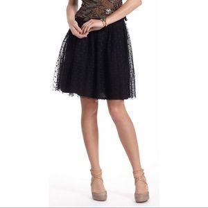 Anthro Moulinette Soeurs Pique Tulle mini skirt 2